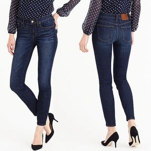 J Crew Toothpick Ankle Jeans (size 29)